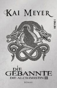 Cover Die Gebannte